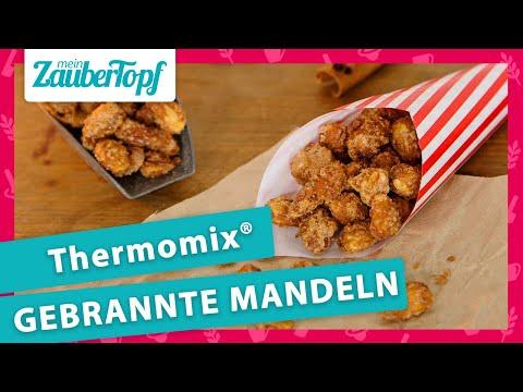 Weihnachtsmarkt Im Thermomix®: Gebrannte Mandeln | Das BESTE Rezept 🎄