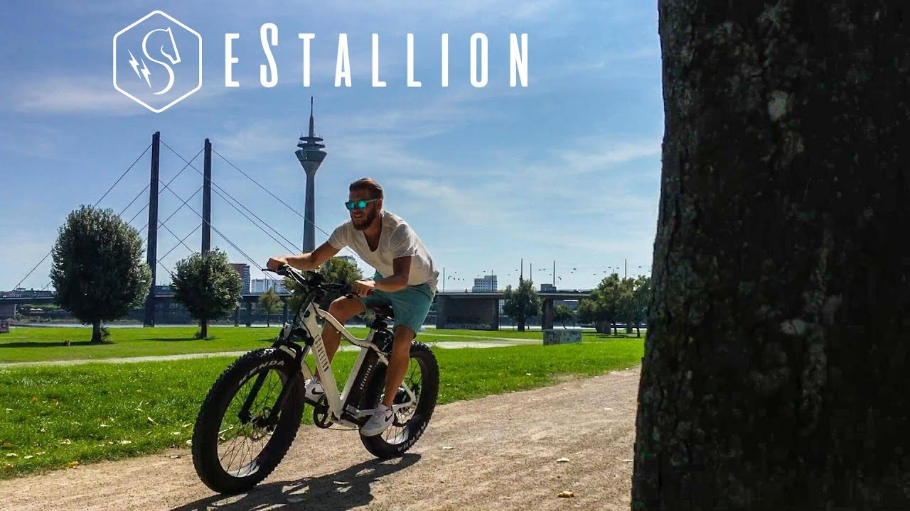 die besten e bikes 2018 2019 estallion e fatbike neuheiten 2018 ebike youtube. Black Bedroom Furniture Sets. Home Design Ideas