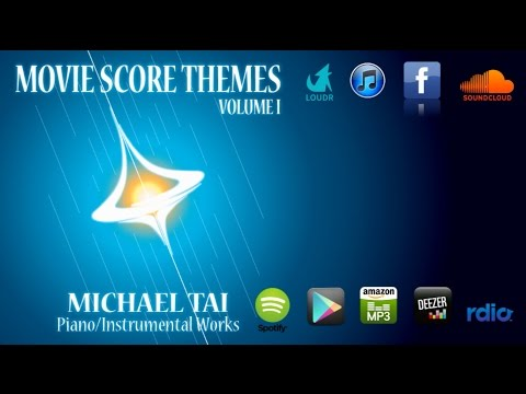 Piano/Instrumental Works: Movie Score Themes - Volume I (Album Download Available)