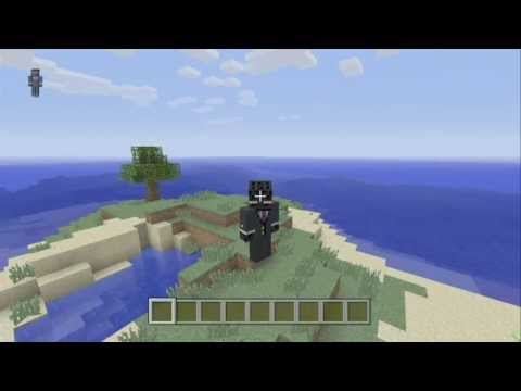 Minecraft Xbox 360 Edition | Lonely Island Survival Map Seed