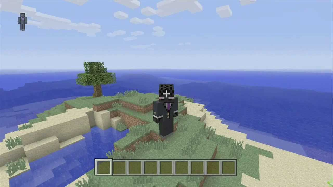 Minecraft Xbox 360 Edition Lonely Island Survival Map