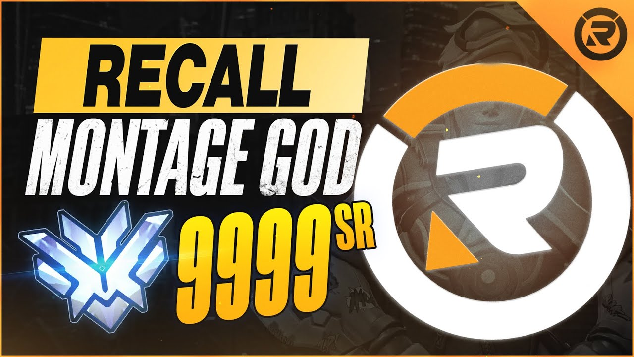 Download BEST OF RECALL - THE MONTAGE GOD   Overwatch Recall Montage