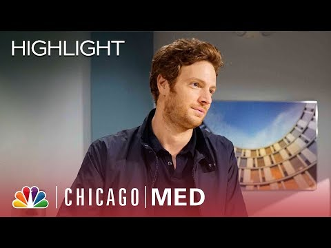 Jay Tells Will About Ray Burke  Chicago Med Episode Highlight