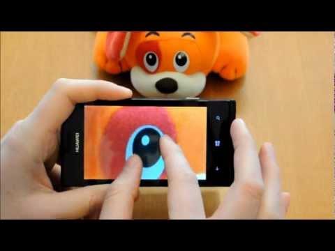 Huawei Ascend W1. Unboxing y prueba