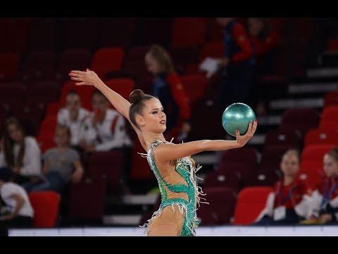 Ekaterina Selezneva - Ball Nationals 2019 QAA 21.75