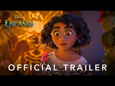 Disney's Encanto | Official Trailer