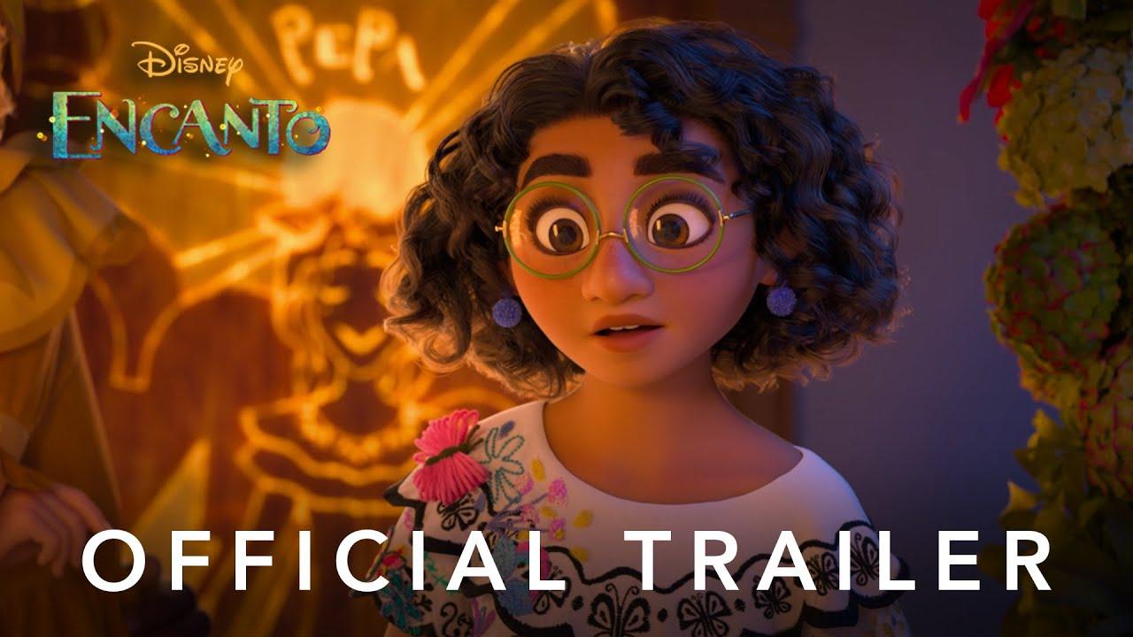 Download Disney's Encanto | Official Trailer
