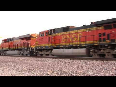 Trains in Arkansas