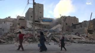 حلب.. محاصرة ومنكوبة وقد تصبح مهجورة