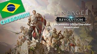 Lineage 2 Revolution : Chegou no Brasil!! Lançamento Oficial dos Novos Servidores  - Omega Play