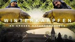 Karpfenangeln 2020 - BIG FISH Alarm! Wie angelt ihr euch einen Winterkarpfen am großen Natursee?