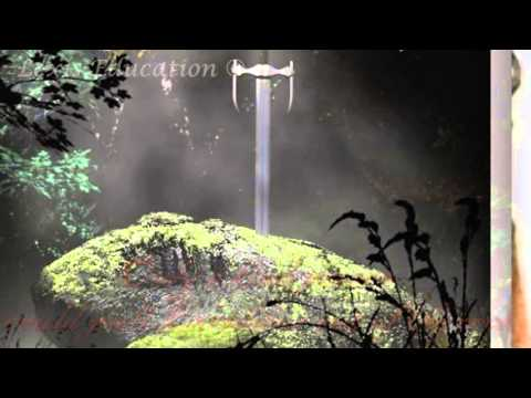 The Legendary Myth of King Arthur of England