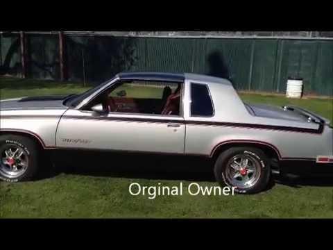Power Stop Brakes >> 1984 Hurst Olds For Sale - YouTube