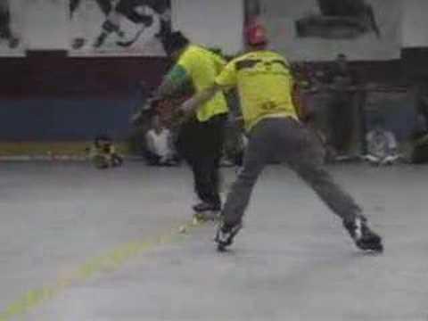 16 - Camp. Inline Freestyle Slalom - São Paulo, Brasil/2007