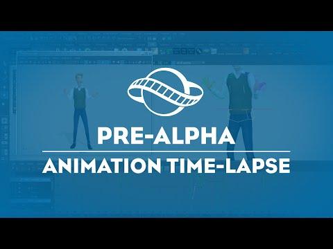 Planet Coaster - Time lapse animation