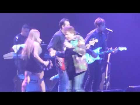 Eddie Money  - Baby Hold On  (Microsoft Theater, Los Angeles CA 8/12/16)