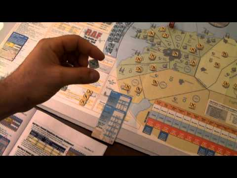 Left Hand Reviews - 34 - RAF: The Battle Of Britain 1940