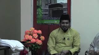 Al Ameen Rifai Tours and Travel Sdn. Bhd. (Umrah Kursus) - KL - Part 3 (13/10/2018)