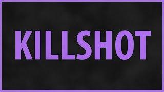 Eminem - KILLSHOT (Lyrics)
