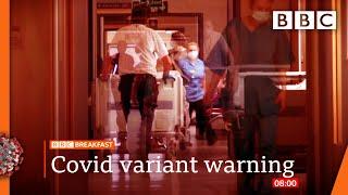 Coronavirus: UK variant 'may be more deadly' 🔴 @BBC News live - BBC