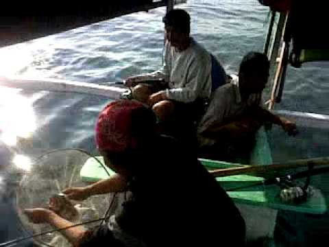 mancing mania senggigi lombok Travel Video