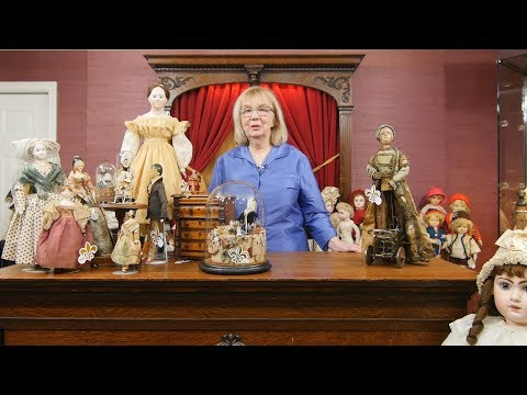 """In All Ways Remarkable"" - Fine Antique Dolls At Auction Part 1"