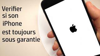 vérifier si son iPhone est encore sous garantie