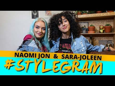 Sara-Joleen im Unisexlook wie Gigi Hadid (4/4) | Stylegram 💃 mit Naomi Jon