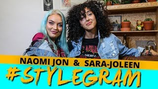 Sara-Joleen wie Gigi Hadid im Unisexlook  (4/4) | Stylegram 💃 mit Naomi Jon