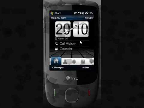 ROM HTC Touch 3G Iojade V3 8 WWE Menu enhancement integrated by Tommy34