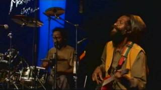 Willie Williams - Messenger Man (Live)