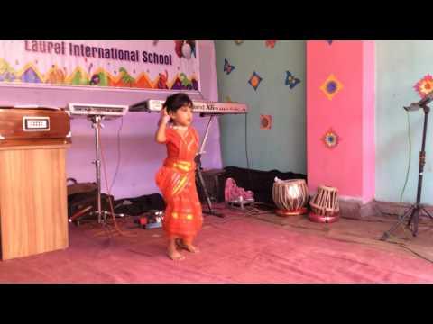 Artist   Maliha, Class Nursery, Laurel International School