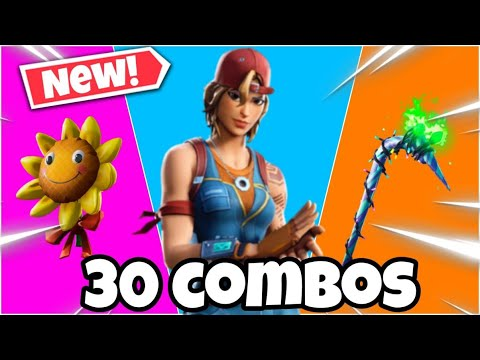 30 TRYHARD SKIN COMBOS In Fortnite Chapter 2! | Fortnite Sweaty Skin Combos