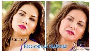 Face App : Convert your photo to old age photo