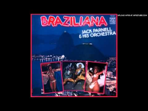 Jack Parnell & His Orchestra - Brazil (1977)