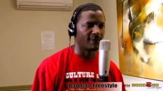 Badman zim dancehall dada - Blackout Riddim Freestyle  2014  x264