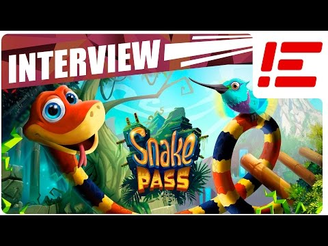 How Snake Pass Came to Be - Snake Pass Interview @ PAX East 2017