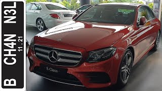 In Depth Tour Mercedes Benz E350 AMG Line (EQ Boost) [W213] - Indonesia