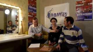 Anne-Lucie et Sylvain Lejeune, Sur la route Méridienne, par ABM TV