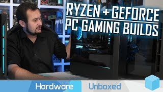 Gaming PC Builds using our Top 5 CPU & GPU Picks