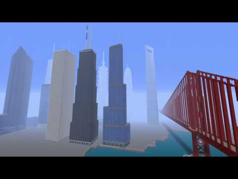 Trump Tower Chicago Minecraft