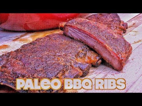 Paleo BBQ Sauce Paleo Barbeque Ribs No Sugar BBQ Sauce (2018)