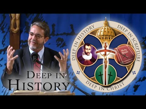 The Holy Spirit as Living Tradition - Dr. Scott Hahn - Deep in History
