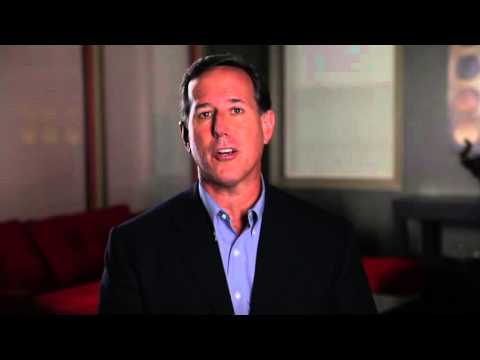 2016 Rick Santorum Campaign Ad - We Need To Reform Our Immigration System