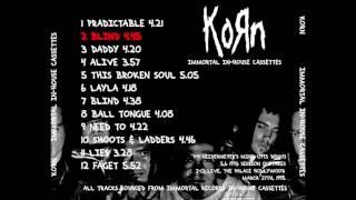 Korn - Blind Cover (no vocals)