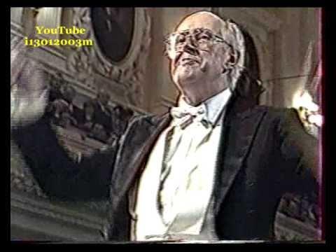 "Mstislav Rostropovich ~""Stars and Stripes Forever""~ Finale"