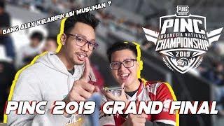 VLOG PINC GRAND FINAL 2019 KLARIFIKASI ? PUBG MOBILE INDONESIA