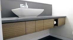 Amusing Modern Floating Vanity