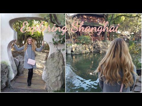 Exploring Shanghai! - Celebrity Millennium 2017