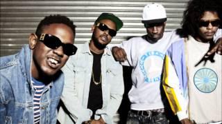 Scenario - Black Hippy (RARE TRACK! Kendrick Lamar, Jay Rock, Schoolboy Q & Ab-Soul)